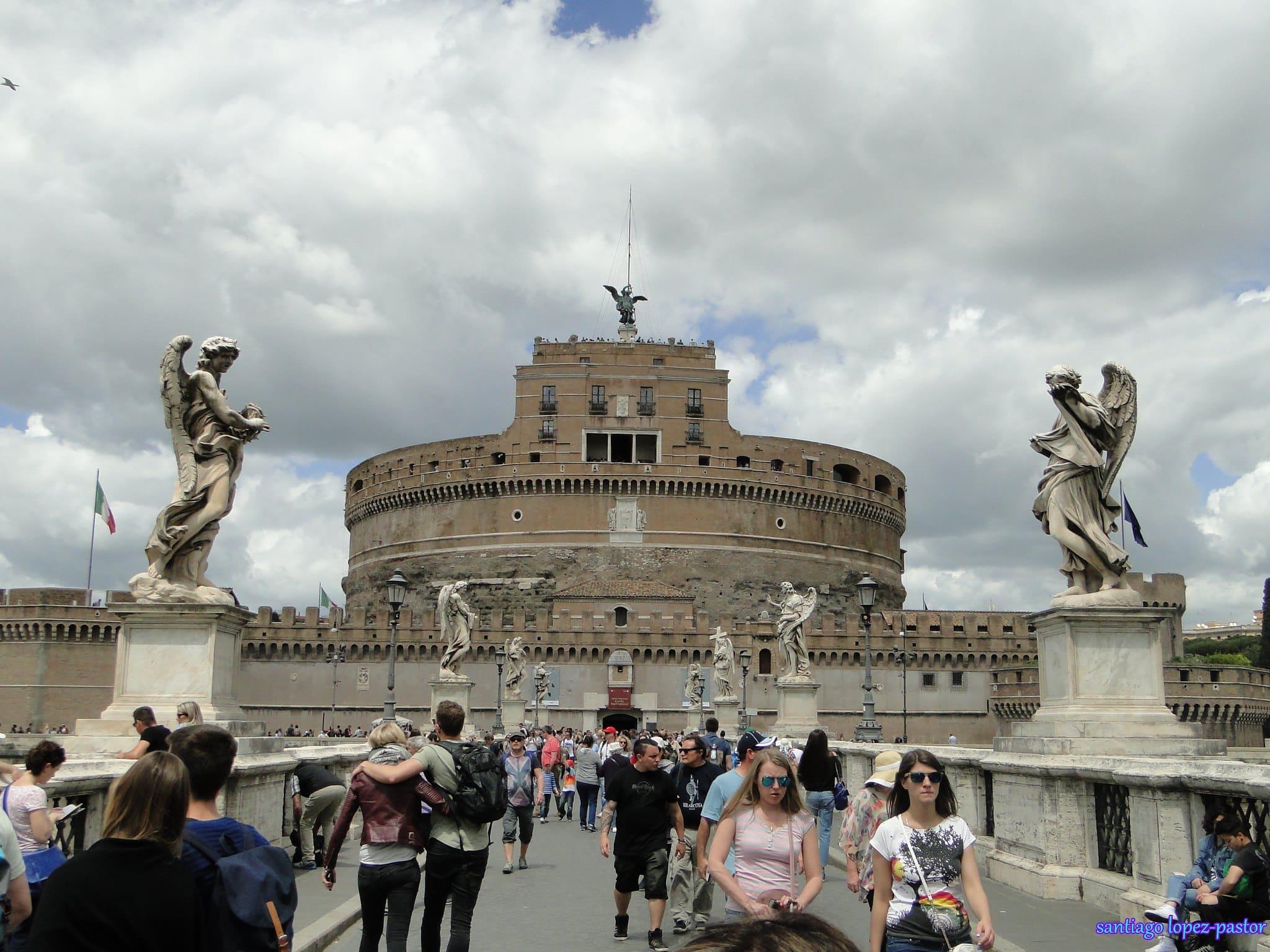 Castel Sant'angelo, tra le cose principali da vedere a roma