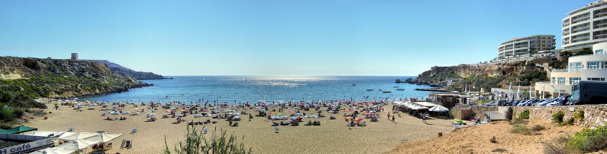 Spiaggia d'oro - Malta