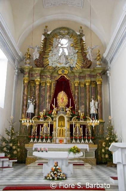 cosa vedere a vipiteno - chiesa santo spirito