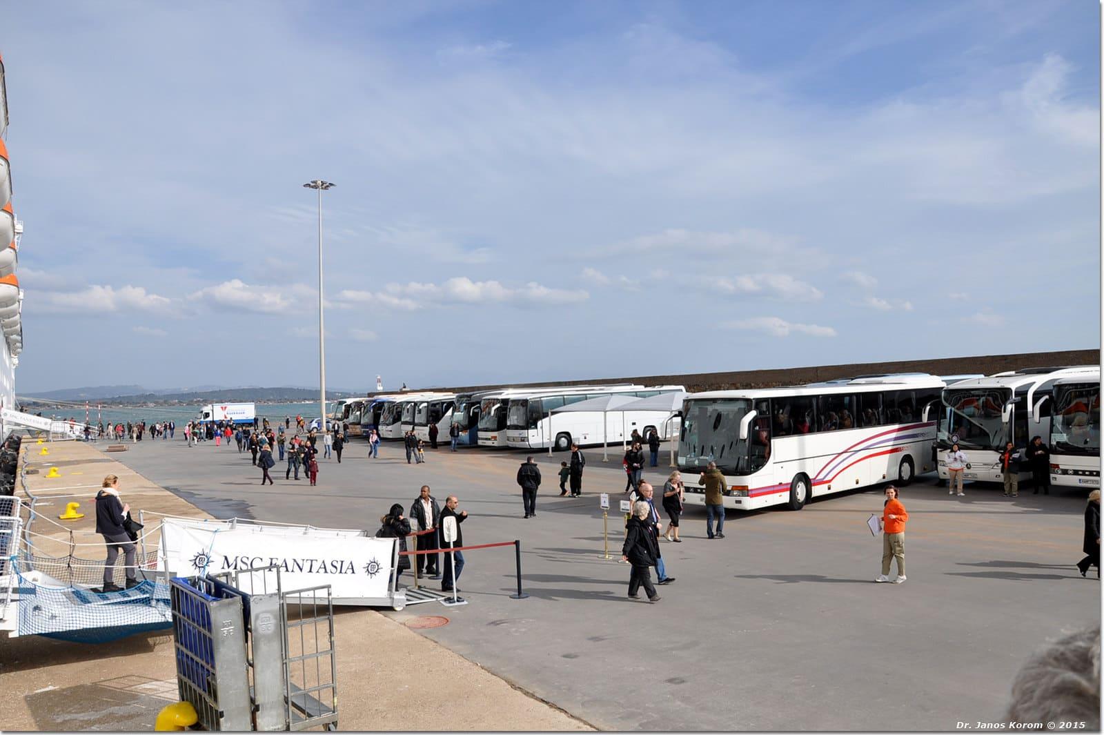Katakolon - tour olimpia