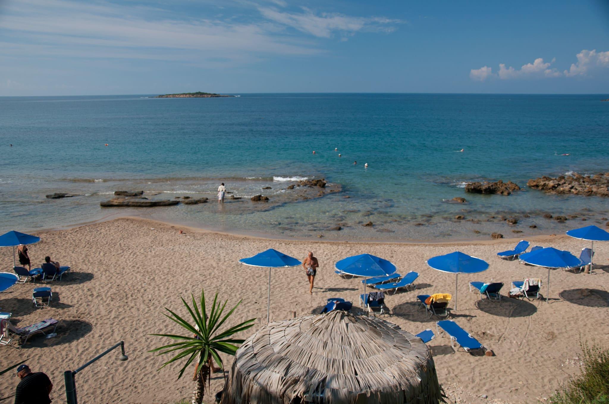 katakolon spiagge