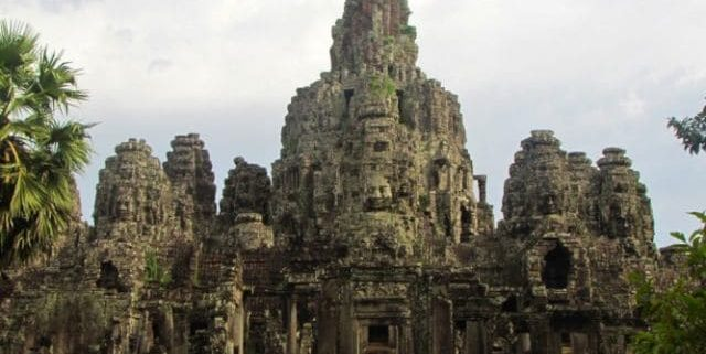 Capitale Cambogia