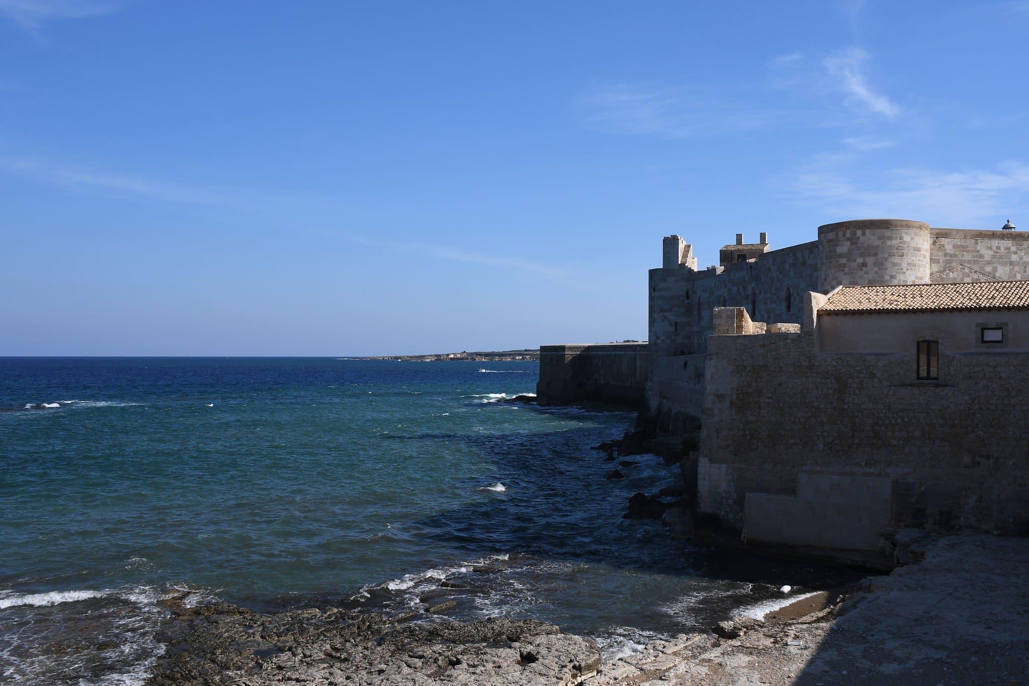 castello di siracusa