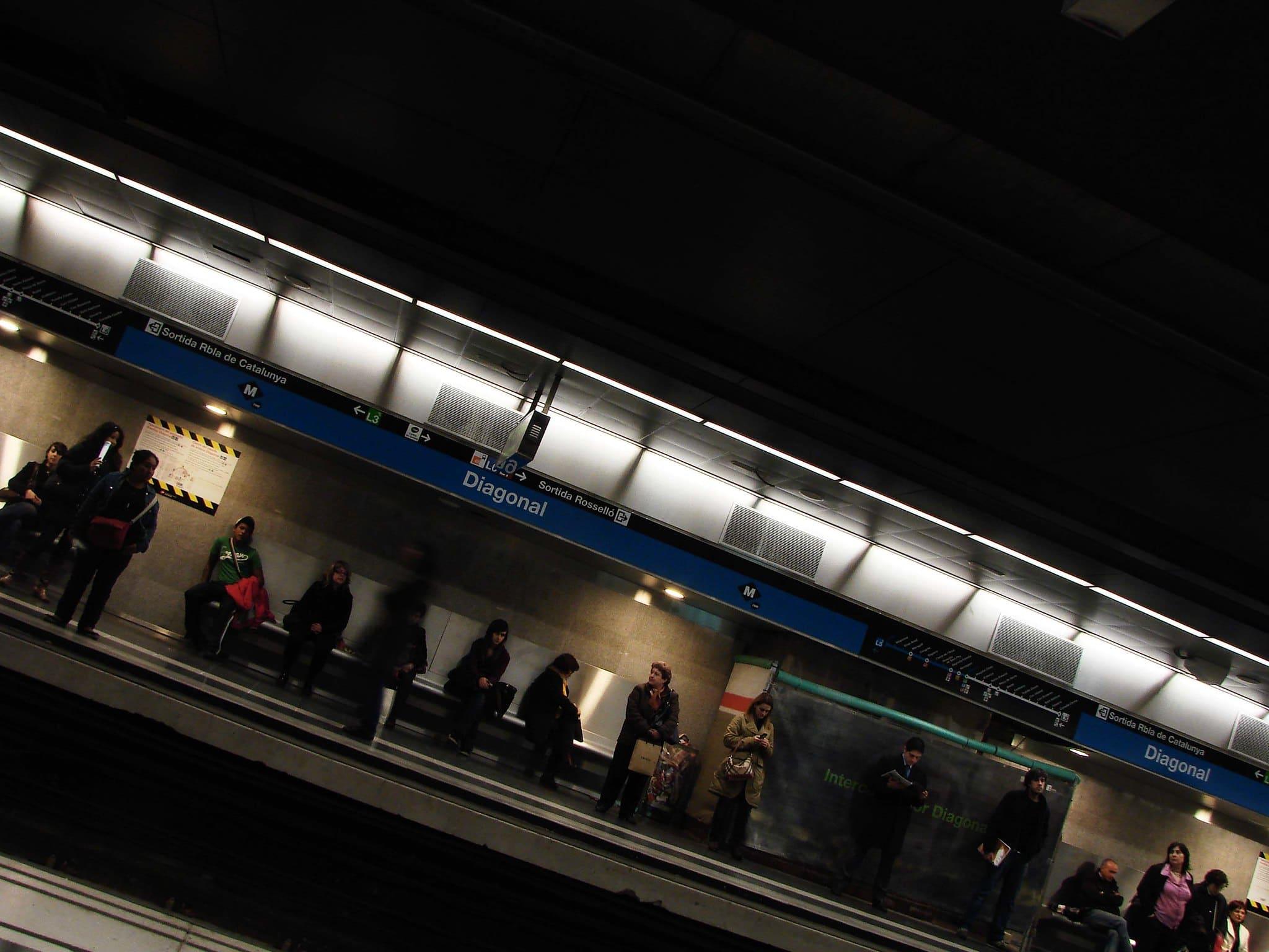 metropolitana barcellona
